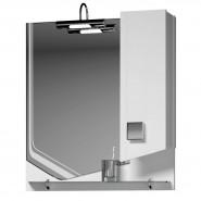 Зеркальный шкаф LAMBO 70 Velvex, пкLam-70(В), , 8 900 руб., пкLam-70(В), Velvex, Зеркальные шкафы