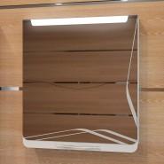 Зеркальный шкаф Iva 65 Velvex, пкIv-65N(lm), , 17 900 руб., пкIv-65N(lm), Velvex, Зеркальные шкафы