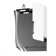 Зеркальный шкаф Fly 55 Velvex, пкBel4-55, , 8 200 руб., пкBel4-55, Velvex, Зеркальные шкафы