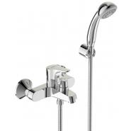 Смеситель для ванны и душа Vidima Видима Некст, 169 мм, BA371AA, , 7 032 руб., BA371AA, Vidima, Смесители для ванны и душа
