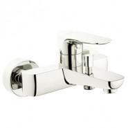 Смеситель для ванны и душа Vitra X-Line, 174 мм, A42324EXP, , 7 700 руб., A42324EXP, Vitra, Смесители для ванны и душа