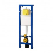 Система инсталляции Exellent XS WC 90/110мм Wisa, 8050.452701, , 21 651 руб., 8050.452701, Wisa, Инсталляции для унитазов