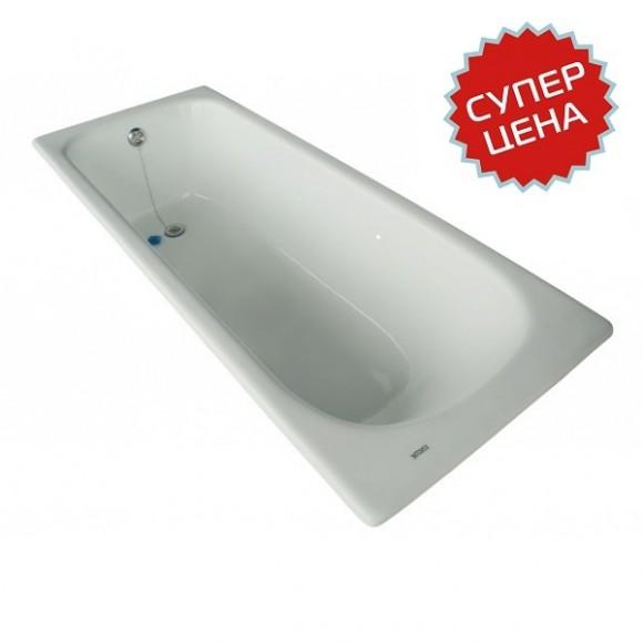 Ванна чугунная ZODIAK, ZDK-140