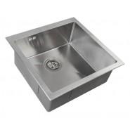 Мойка для кухни ZorG Inox RX, 440х440 мм, RX-4444, , 14 900 руб., RX-4444, Zorg, Мойки из нержавеющей стали
