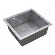 Мойка для кухни Alta ZorG Steel Hammer, 440х440 мм, SH X 4444, , 12 600 руб., SH X 4444, Zorg, Мойки из нержавеющей стали