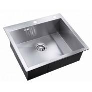 Мойка для кухни ZorG Inox X, 590х510 мм, X-5951, , 19 150 руб., X-5951, Zorg, Мойки из нержавеющей стали