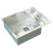 Мойка для кухни ZorG Inox, 500х620 мм, X-6250