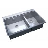 Мойка для кухни Arte ZorG Inox Master, 780х520 мм, ZM X-5278-L, , 25 750 руб., ZM X-5278-L, Zorg, Мойки из нержавеющей стали