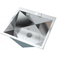 Мойка для кухни ZorG Inox, 540х510 мм, ZX-5451