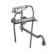 Смеситель для ванны и душа ZorG Antic, 350 мм, A 101WDN-SL