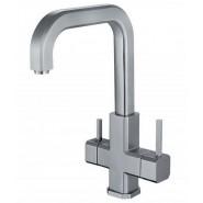 Смеситель для кухни под фильтр Ergo ZorG Inox, 200 мм, SZR-1127, , 17 750 руб., SZR-1127, Zorg, Смесители для кухни
