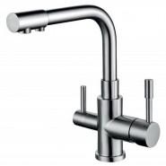 Смеситель для кухни под фильтр Aer ZorG Inox, 214 мм, SZR-1339 M, , 18 350 руб., SZR-1339 M, Zorg, Смесители для кухни