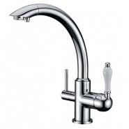Смеситель для кухни под фильтр ZorG Sanitary, 230 мм, ZR 314 YF-50, , 9 200 руб., ZR 314 YF-50, Zorg, Смесители для кухни