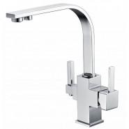 Смеситель для кухни под фильтр ZorG Sanitary, 205 мм, ZR 332 YF, , 11 450 руб., ZR 332 YF, Zorg, Смесители для кухни