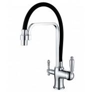 Смеситель для кухни под фильтр ZorG Sanitary, 235 мм, ZR 342-6 YF, , 11 450 руб., ZR 342-6 YF, Zorg, Смесители для кухни