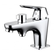 Смеситель на борт ванны ESKO New York, 133 мм, NY 53, , 8 164 руб., NY 53, Esko, Смесители на борт ванны