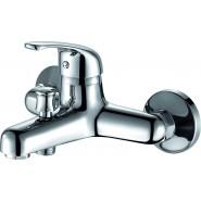 Смеситель для ванны и душа ESKO Riga, 149 мм, RG 54, , 5 650 руб., RG 54, Esko, Смесители для ванны и душа