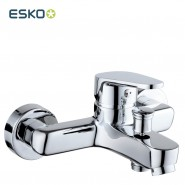 Смеситель для ванны и душа ESKO Venezia, 141 мм, VE54 ESKO, , 4 575 руб., VE54 ESKO, Esko, Смесители Esko