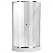 Душевое ограждение SSWW, две раздвижные двери, W0710  , , 36 050 руб., W0710, SSWW, Душевые ограждения и шторки для ванн