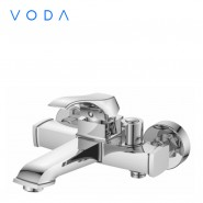 Смеситель для ванны и душа VODA Corso, 197 мм, CO 54, , 6 750 руб., CO 54, VODA, Акция VODA